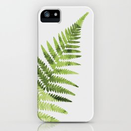 Farn iPhone Case