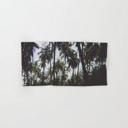 FOREST - PALM - TREES - NATURE - LANDSCAPE - PHOTOGRAPHY Hand & Bath Towel