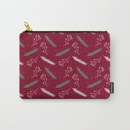 Christmas Pattern 2 Carry-All Pouch