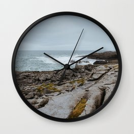 Wild Atlantic Waves - Ireland Wall Clock