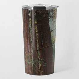 Redwood Trees Travel Mug