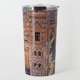 Campanile di Giotto Travel Mug