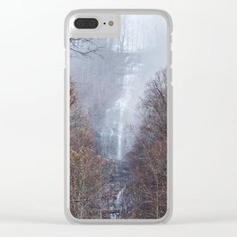 Amicalola Falls Clear iPhone Case