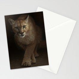 Cougar - Emergence Stationery Cards