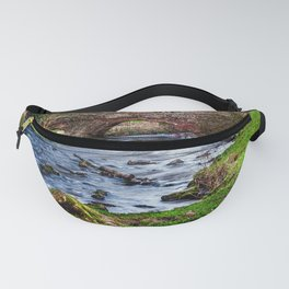 River Dove in the Peak District Fanny Pack