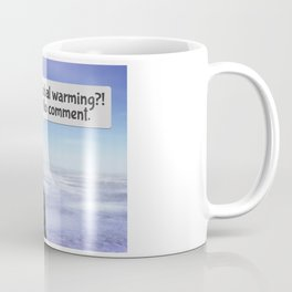 Al Gore's Global Warming Lie Coffee Mug