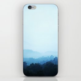 PHOTOGRAPHY / SKY & FOREST 01 iPhone Skin