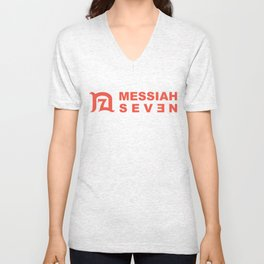 M7 Logo - Ascension Unisex V-Neck