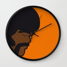 Pop Icon - Jules Wall Clock