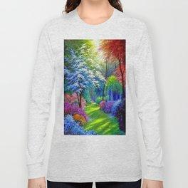 Abstract Design #84 Long Sleeve T-shirt