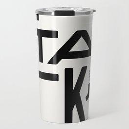 Talk Travel Mug