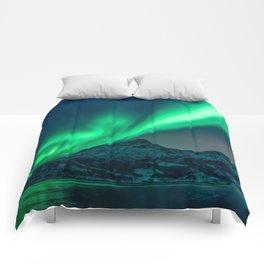 Aurora Borealis (Northern Lights) Comforters