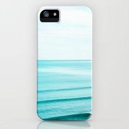 Minimal Beach iPhone Case