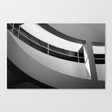 Getty Abstract No.2 Canvas Print