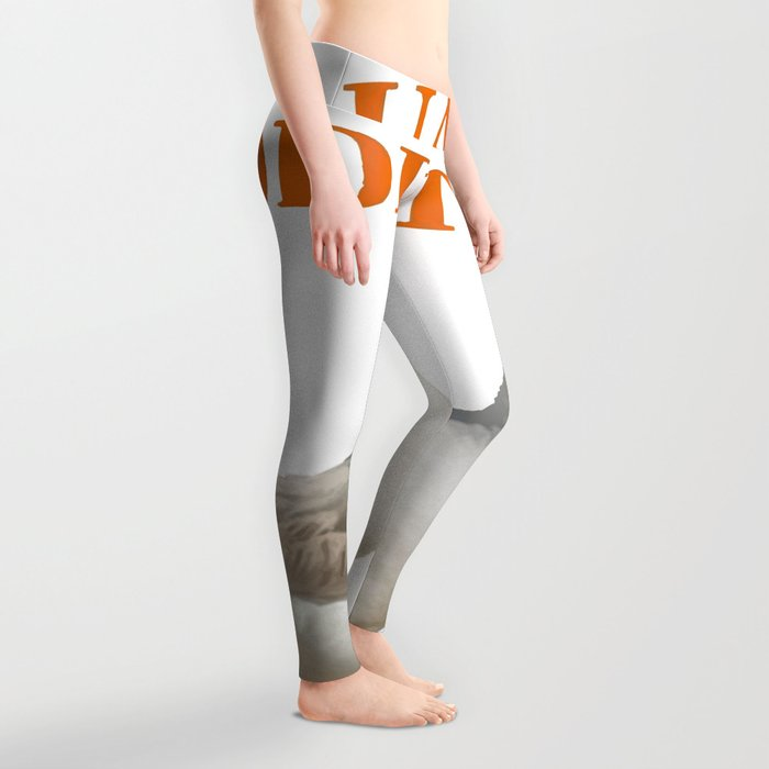 Strolling Duck Quack Addict Leggings