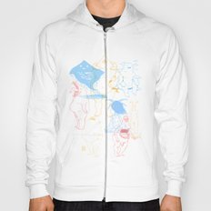Gods of the Planets Hoody