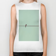 On the Wire Biker Tank