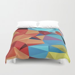 inner peace Duvet Cover