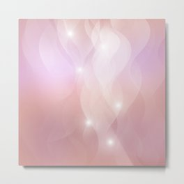 The Sound of Light and Color  Metal Print