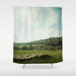 Transylvania VIII Shower Curtain