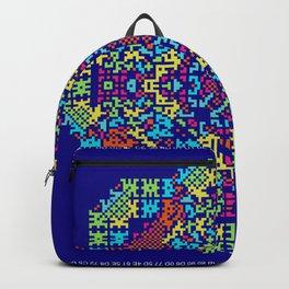 """""""Snowflakes"""" series #4 Backpack"""