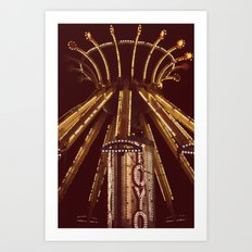All The Pretty Lights - IV Art Print