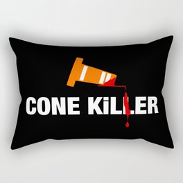 Cone Killer v1 HQvector Rectangular Pillow
