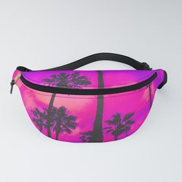 Aesthetic Palms Fanny Pack