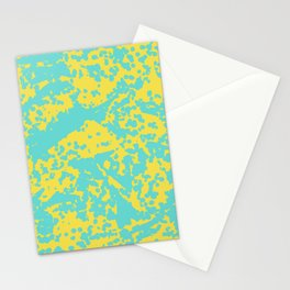 abstract 055 Stationery Cards