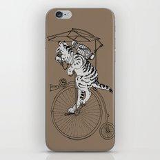 Steam Punk Tabby Cat iPhone Skin