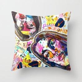 Spontaneity Throw Pillow