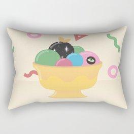 Please, Don't Choose Me Rectangular Pillow