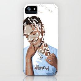 4hunnid Fade Away iPhone Case