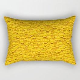 Wealth Rectangular Pillow