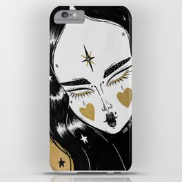 GOLDEN WITCH iPhone Case