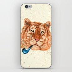 TIGER CRY I iPhone & iPod Skin