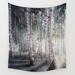 forest 2 Wall Tapestry