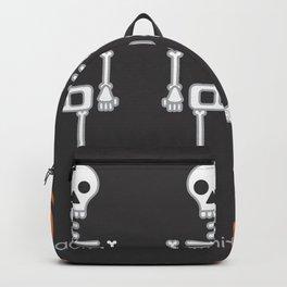 eye am night Backpack