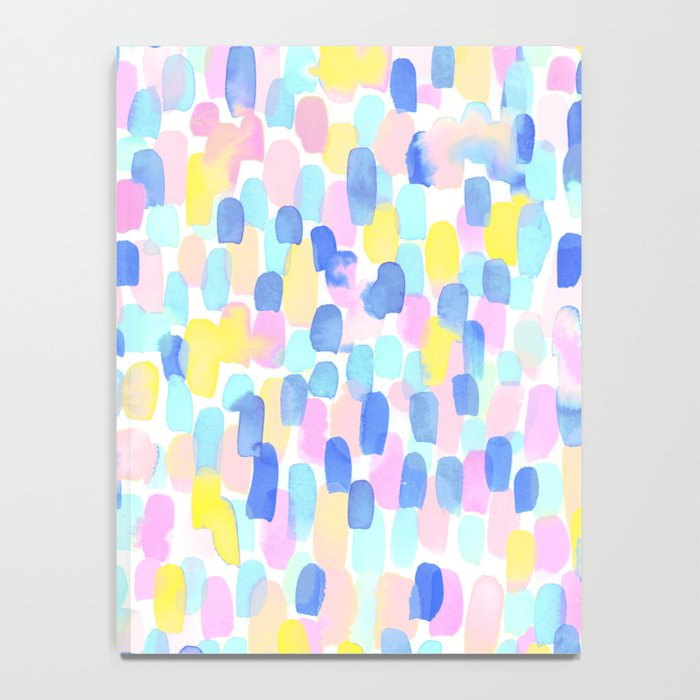 Delight Pastel Notebook