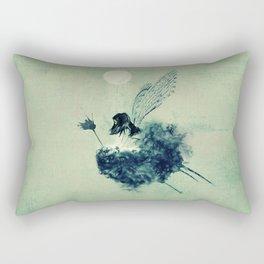 Fairy Calypso Rectangular Pillow