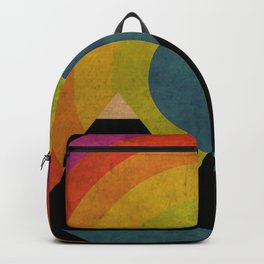 Somewhere over the rainbow Backpack