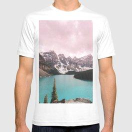 Moraine Lake Banff National Park T-shirt