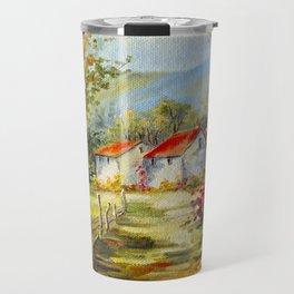 Autumn sonnet Travel Mug
