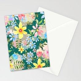 Flores de paso Stationery Cards