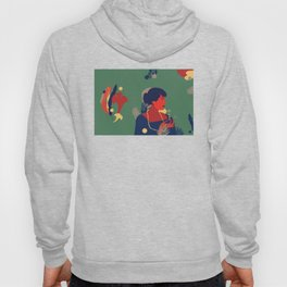 Abstractionism #1 Hoody