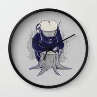 dj Wall Clocks featuring Hey DJ by Alex Solis