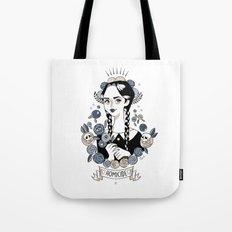 ♦ Wednesday ♦  Tote Bag