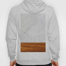 Marble and Wood 2 Hoody