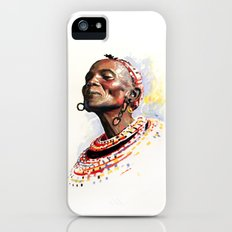 KENYA  Slim Case iPhone (5, 5s)