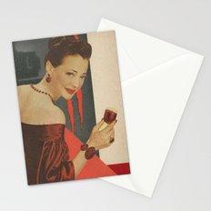 Vampiress Stationery Cards